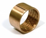 GYF10090 Flanged CuSn8 Bronze bushing